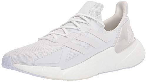 adidas Men's X9000L4 Running Shoe, Crystal White/White, 10