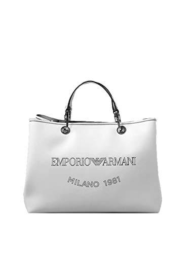 Emporio Armani Sac femme Y3D202Y270E blanc - - Taille unique