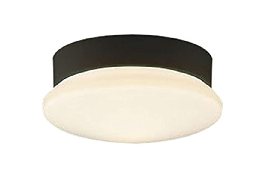 しっとり病院規制するコイズミ照明 浴室灯 白熱球60W相当 電球色 黒色 AU45041L