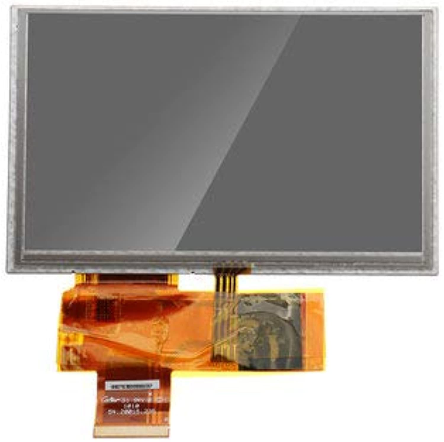Compatible SCM & DIY Kits Raspberry Pi & orange Pi  Lichee Pi 5 inch Display RTP 800  480 Resolution with 4Wire Resistive Touch Screen  1x 5 inch Touch Screen