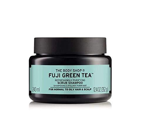 The Body Shop Fuji Green Tea Scrub Shampoo