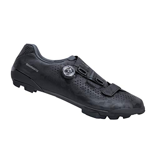 SHIMANO SH-RX800 High Performance Gravel Racing Shoe, Black, 40