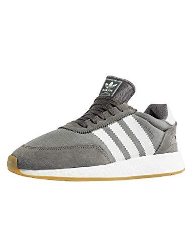 Adidas I-5923, Zapatillas de Deporte Hombre, Gris (Gricua/Ftwbla/Gum 000), 44 EU