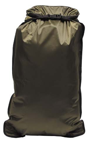 sac de transport,imperméable, 20 l, kaki