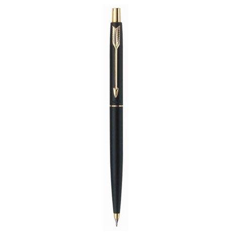 Parker Classic Matte Black Gold Trim Mechanical Pencil 0.5 MM