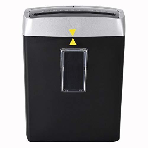 KILLM Papier Schredder Büro Elektrische Stumm Pulverisierer Mini Haushalt Schredder ABS Material Kontinuierliche Papier Brechen 4-6 Minuten