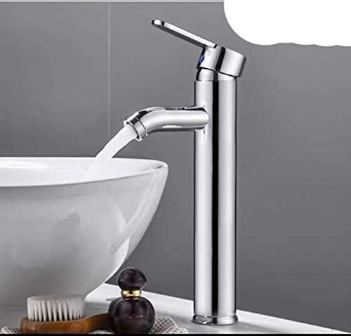 Grifo de acero inoxidable para agua fría y caliente, estilo europeo, negro, sobre encimera, lavabo, grifo para lavabo, grifo para lavabo-39