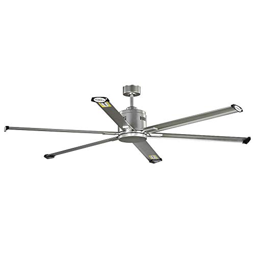 Hubbell Lighting Dual Mount Ceiling Fan 72 in....