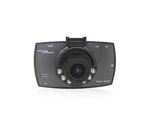 SMAA Mini Dash Kamera 2.7inch Full HD für Cars Recorder Nachtsicht, 170 ° Weitwinkel, Bewegungserkennung, Parküberwachung, G-Sensor, Loop-Aufnahme