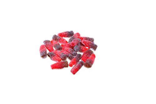 Astra Sweets Saure Kirsch-Cola-Flaschen Fruchtgummi 1 Kg