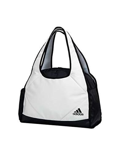 Adidas Padel Big Weekend Bag Blanco, Unisex Adulto, White, Talla Única