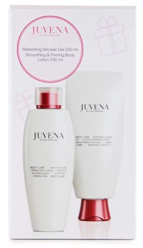 Juvena Body Set (Refreshing Duschgel, 200 ml & Adoration Body Lotion, 200 ml), 1 Stück