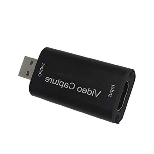 NA/ 4K 1080P USB2.0 HDMI captura video HDMI a dongle juego transmisión...
