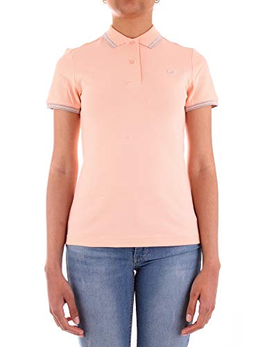 Fred Perry G3600 Polo Frau Coral 6