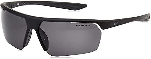 Nike Unisex Gale Force Sonnenbrille, Schwarz, One Size
