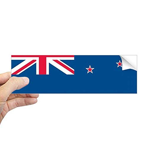 DIYthinker Nieuw-Zeeland Nationale Vlag Oceania Land Rechthoek Bumper Sticker Notebook Window Decal