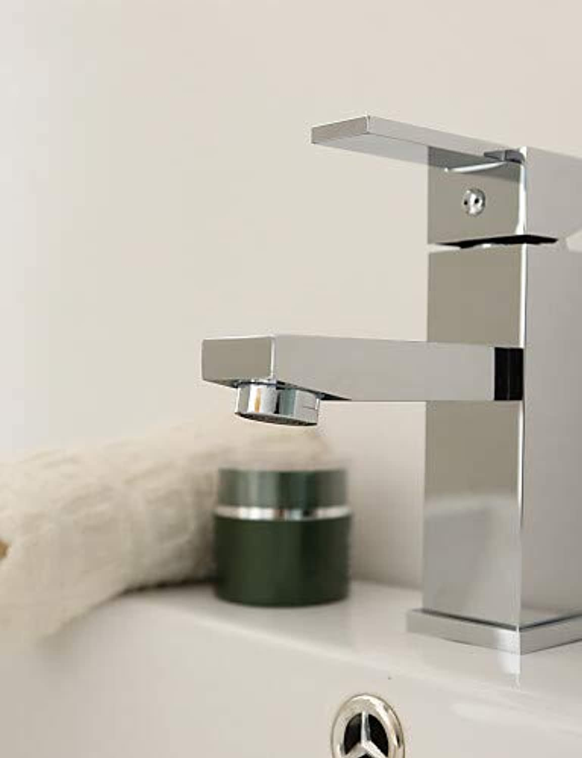 Mainstream home LPZSQ Tap Bathroom Sink Faucets Contemporary Stainless Steel Stainless Steel  644