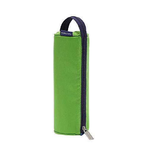 N\C Estuche de gran capacidad para estudiantes, color verde