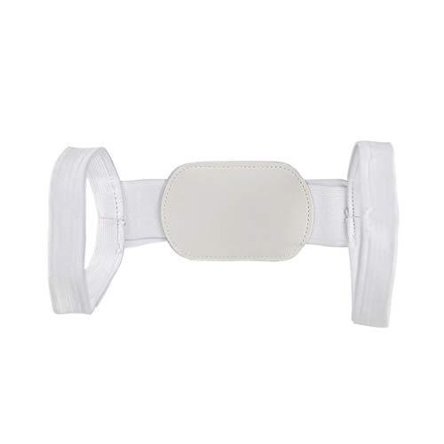 Healifty Haltungskorrekturoberseiten stützen Buckelgurt unsichtbaren Rückenstrecker drücken Formerunterwäsche für Erwachsene hoch (60-90kg)