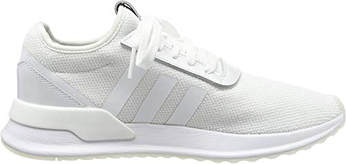adidas Damen U_Path X W Gymnastikschuhe, Weiß (FTWR White/Purple Beauty/Core Black FTWR White/Purple Beauty/Core Black), 42 EU