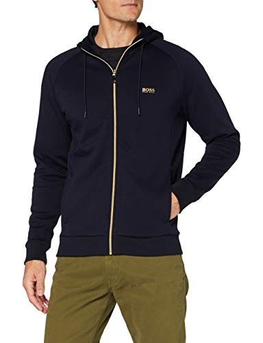 BOSS Herren Saggy 1 Sweatshirt, Dark Blue (402), L EU