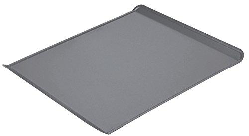 "Chicago Metallic Professional Non-Stick Large Cookie Baking Sheet, 40 x 35 cm (15"" x 14"")"