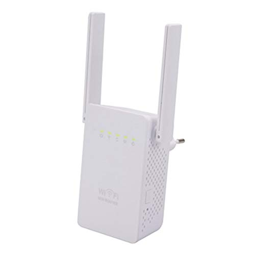 DLY dubbele antenne Dual Network Port 300 Mbps Router Repeater Wireless WiFi Repeater signaalversterker stabiel
