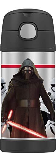 Thermos en acier S/Star Wars Kylo Ren Bouteille de boisson