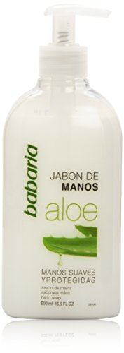 Babaria Aloe Vera Jabón Líquido Manos -  500 ml