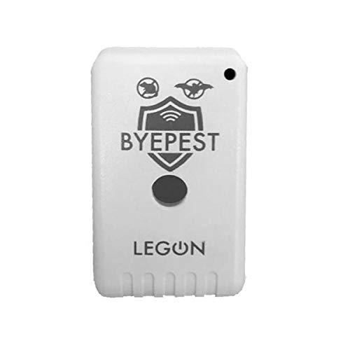 Repelente Eletrônico ByePest p/Ratos e Morcegos Alcance 200m²
