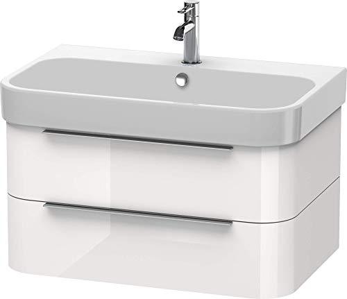 Duravit Waschtischunterschrank Happy D.2 480x775x380mm für 231880, weiß hochglanz, H2636502222