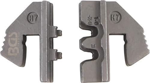 BGS 1410-H7 | Mors pour connecteurs étanches à l'eau (H7) | pour art. 1410, 1411, 1412