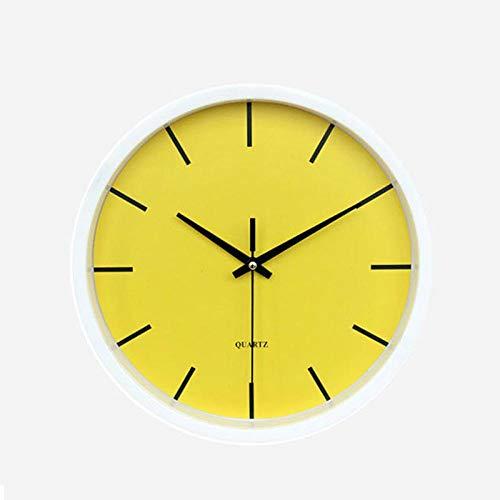 Wanduhr Wanduhr Modernes Design Kunst Große Elektronische Uhr Wanduhr Quarz Moderne Einzigartige Wanduhren 10Inches Style1