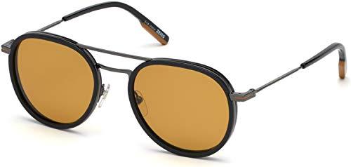 Ermenegildo Zegna Hombre gafas de sol EZ0127, 01E, 54