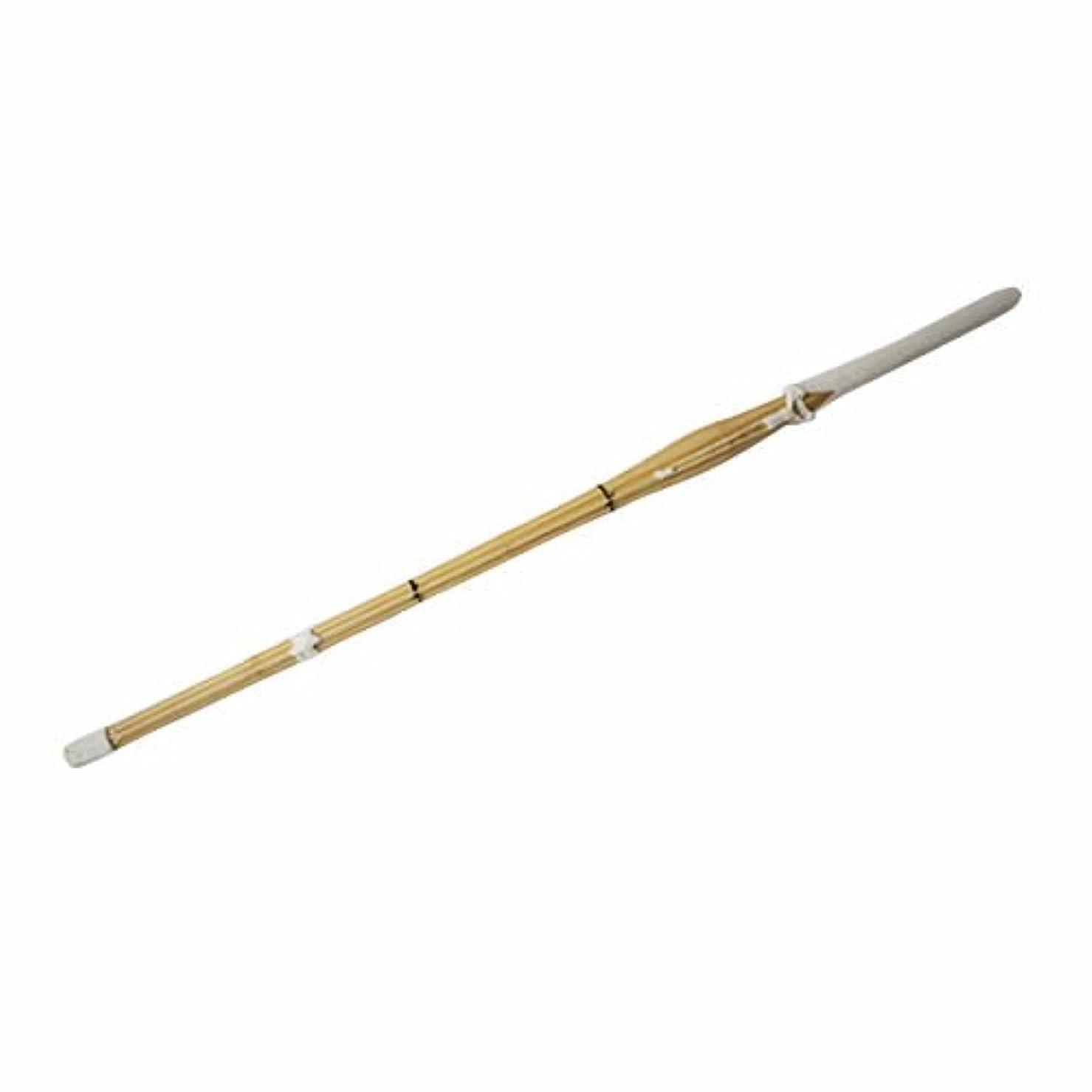 立ち向かうフィルタ処理竹刀/37実践型/先中吟 仕組W [完成品] 金文字『利他』 年齢:中学生