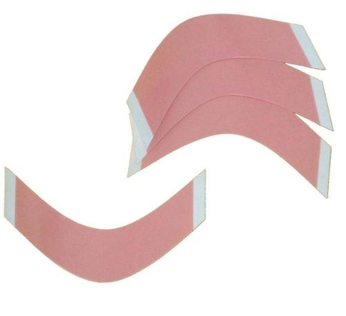 Red Liner Sensi-Tak Lot de 200 bandes adhésives pour toupets et cheveux secondaires