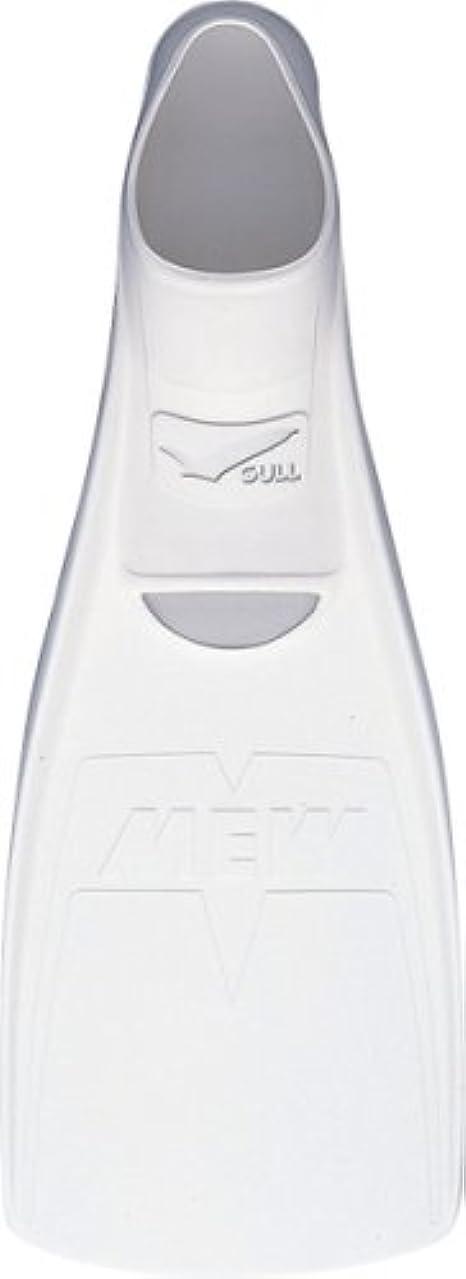 ドット目指すネックレットGULL ミュー フィン GF-2025 Sサイズ ホワイト