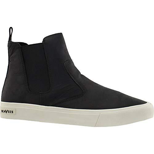 SeaVees Mens Huckberry Coronado High Sneakers Shoes Casual - Black - Size 11 D