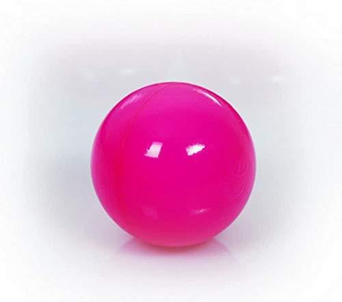 Bolas para piscina de bolas de Koenig-Tom, organizadas por colores, 15 colores a elegir, rosa