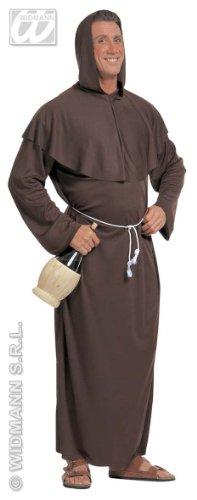 WIDMAN Disfraz de Fraile - Hombre, L