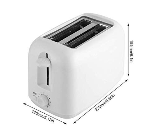 Broodrooster Thuis Mini Multi-Function Automatic Toaster Broodrooster Ontbijt Machine