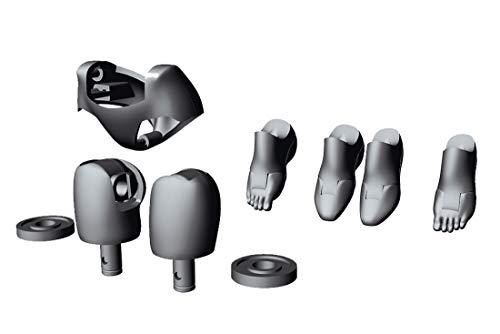 メガミデバイス M.S.G 02 ボトムスセット ブラック 全長約20mm 1/1スケール プラモデル KP597
