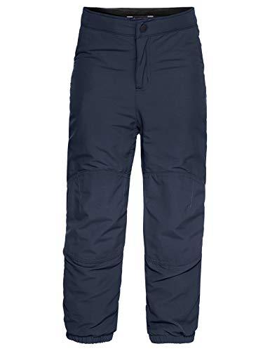 VAUDE Kinder Kids Caprea Warmlined Pants II Hose, Eclipse Uni, 98