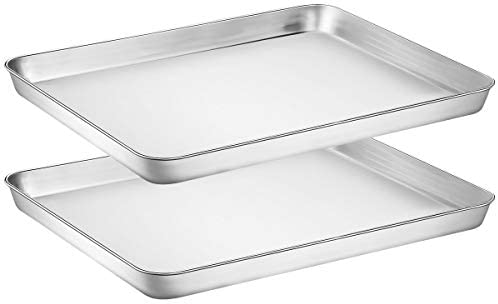 Top 10 Best baking sheets stainless steel Reviews