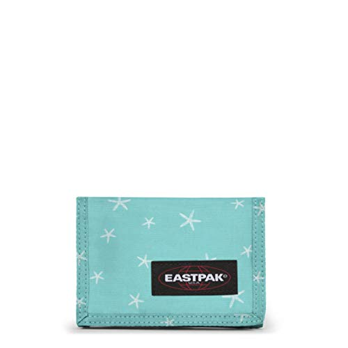 Eastpak Crew Single portemonnee, Seaside Stars (blauw) - EK371A54