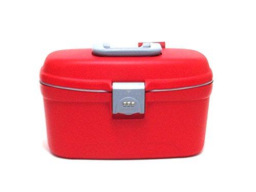 Roncato donna, 500268-12, borsa da viaggio beauty case in polipropilene, colore arancio CNOR