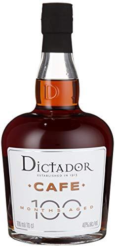 Dictador Cafe 100 Months Aged Rum (1 x 0.7 l)