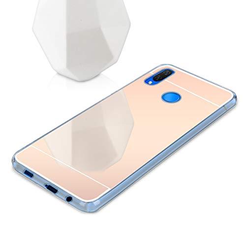 kwmobile Huawei P Smart+ (2018) / Nova 3i Hülle - Handyhülle für Huawei P Smart+ (2018) / Nova 3i - Handy Case in Rosegold - 4