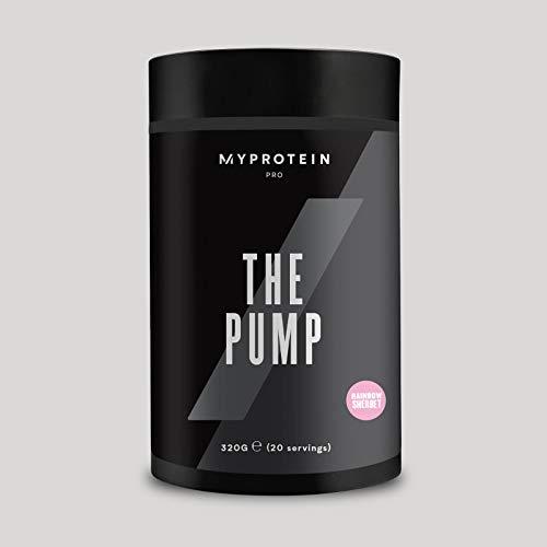 My Protein The Pump Pre-allenamento Rainbow Sherbet 20 porzioni, MYP9065/200/101