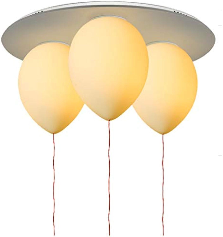 Lampe Ballon Acryl Ballon Moderne CZZ Schlafzimmer Leuchte ...
